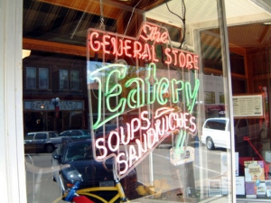 The General Store Eatery Soups and Sandwiches