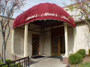 The entrance of Maxie's