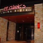 The entrance of P.F. Chang's