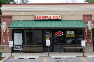 The front of Beaverdale Pizza
