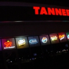 The front of Tanner's Pub