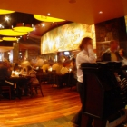 The inside of P.F. Chang's