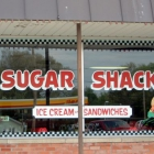 The Sugar Shack Sign - Ice Cream and Sandwiches