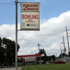The Ankeny Lanes Sign